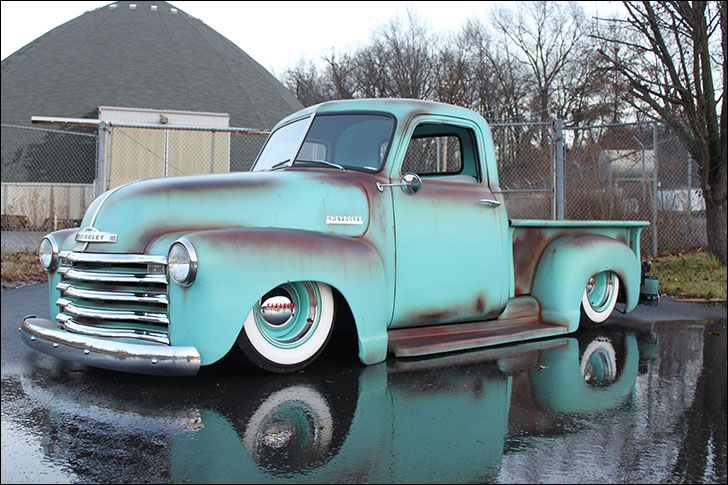 53 chevy pickup