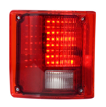 1987 91 suburban blazer 1987 1988 1989 1990 1991 suburban blazer led tail light
