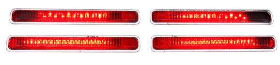 1967 Pontiac GTO LED Tail Light