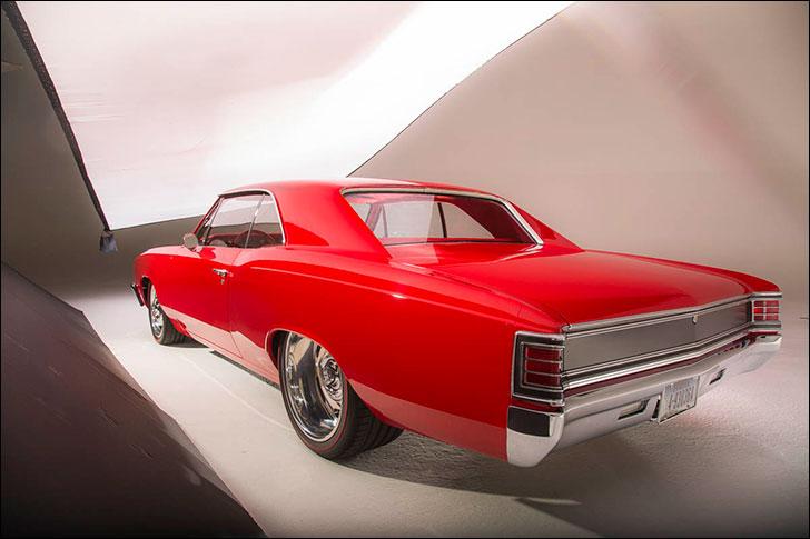 Chopped, Cut, and Rebuilt: 1967 Chevelle