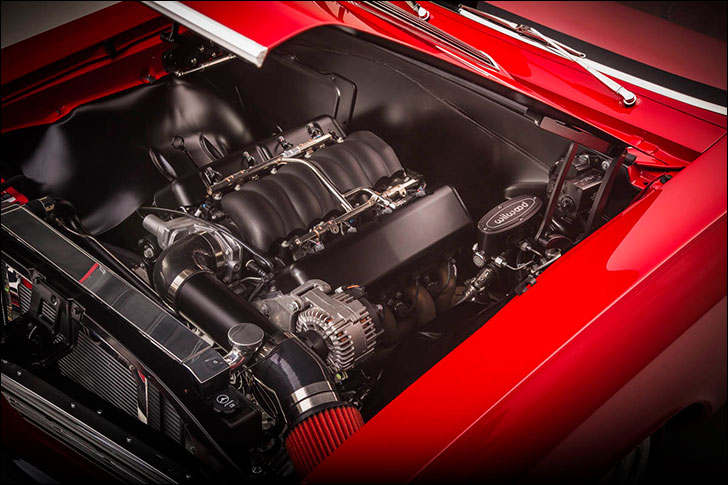 1967 Chevelle: GM Performance LS3 Crate Motor