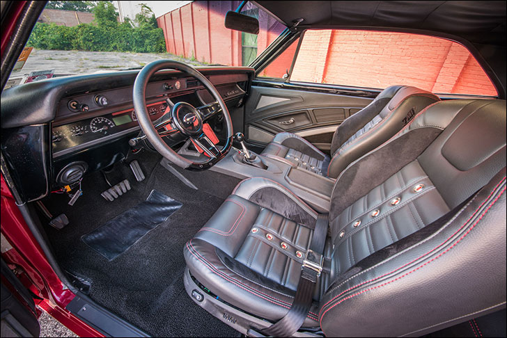 Six Degrees SiniSSter Chevelle Interior
