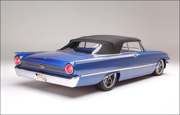 Motor Market: Street Rodder 2015 1961 Ford Starliner