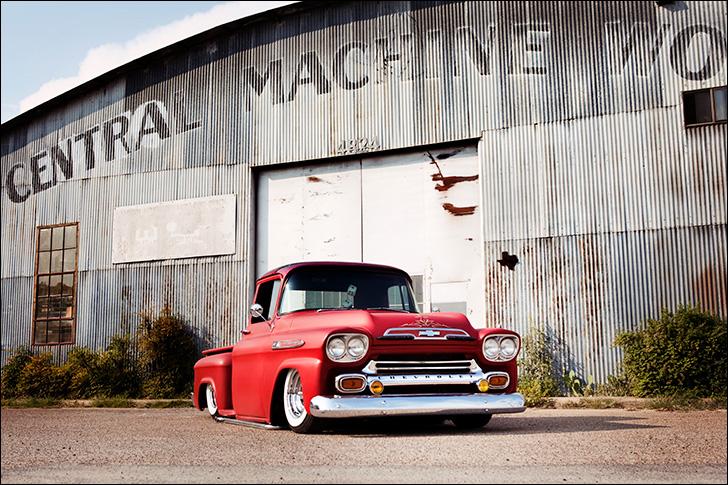 Slam'd '59 Apache: Variety