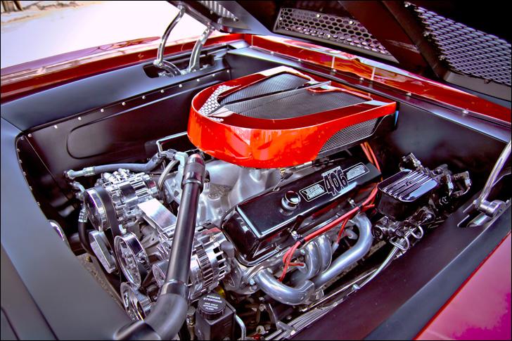 G3 67 Camaro: Forward Thrust