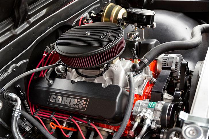 CCL C10: Engine