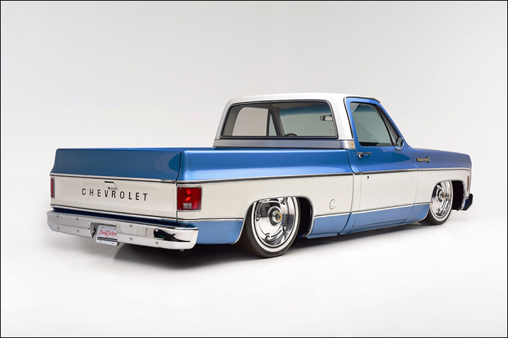 squarebody ss01: second restoration