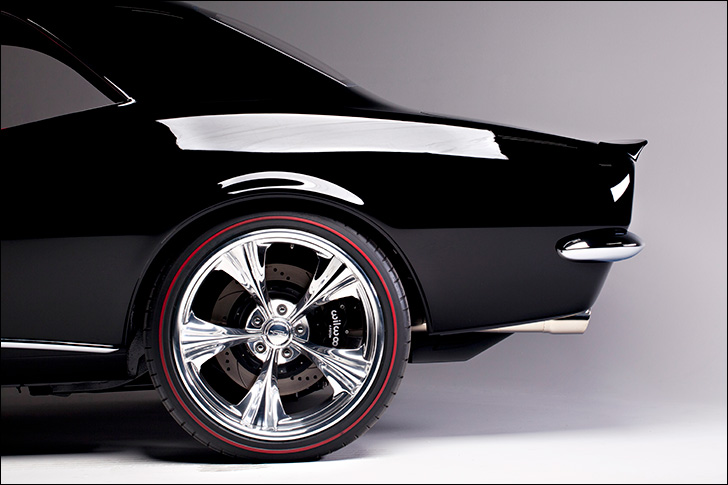 Kindig 68 Camaro: Fast