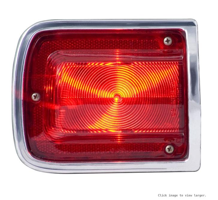 1965 chevelle led tail light