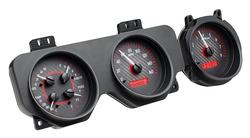 VHX-70P-GTO: Carbon Fiber Background, Red Lighting