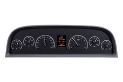 Black Alloy Background shown with OEM dash/ trim/ bezel/ facia.