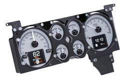 HDX-78C-MC-S: Silver Alloy Background