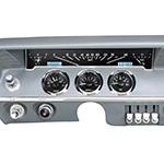 Lowrider Network: '61 Impala Dakota Digital Gauge & LED Taillight Install