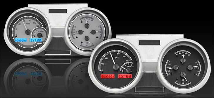 1966- 67 Oldsmobile Cutlass VHX Instruments