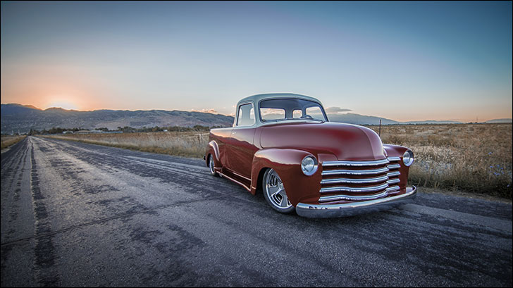 Kindig-It 1950 Chevy