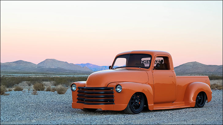 HPI Customs' 1952 Chevy Truck