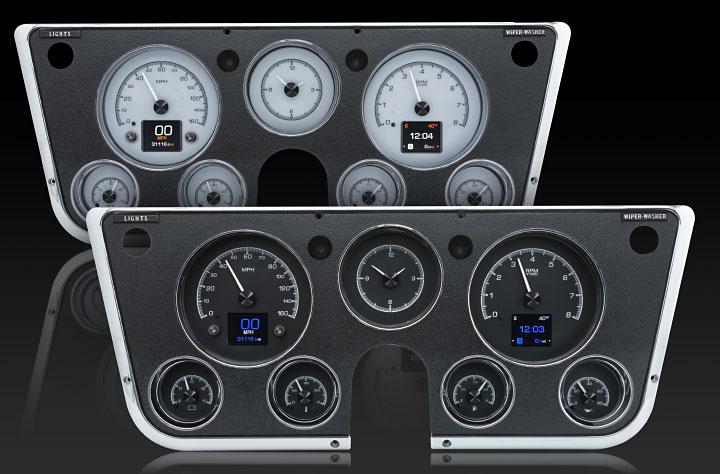 1967- 72 Chevy/ GMC Pickup HDX Instruments