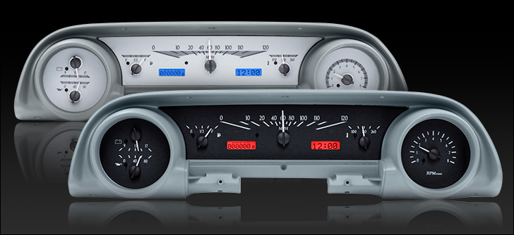 1963- 64 Ford Galaxie VHX Instruments