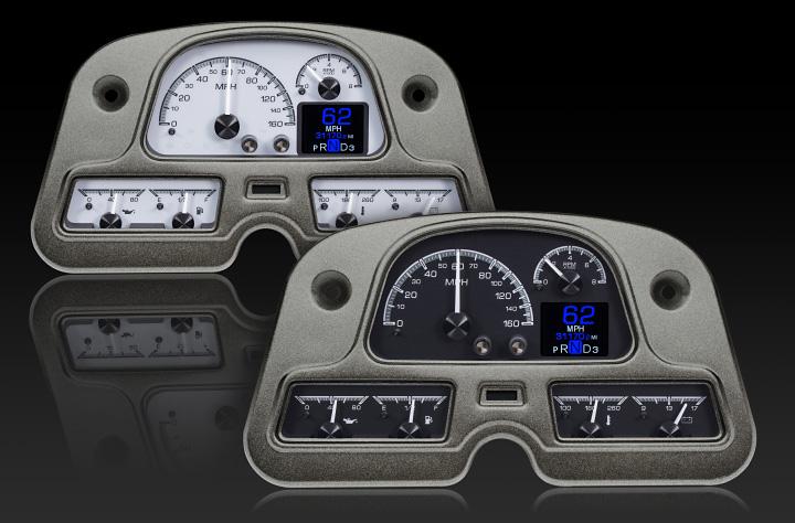 1962- 84 Toyota FJ HDX Instruments