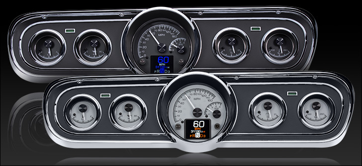 1965- 66 Ford Mustang HDX Instruments