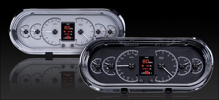 1963- 65 Chevy Nova HDX Instruments