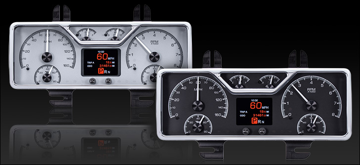 1940 Ford Car and 1940- 47 Ford Truck HDX Instruments