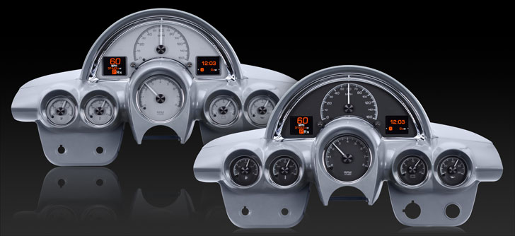 1958- 62 Chevy Corvette HDX Instruments