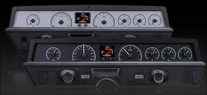 1971- 76 Chevy Caprice/ Impala HDX Instruments