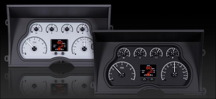 1988- 94 Chevy/ GMC Pickup/SUV HDX Instruments