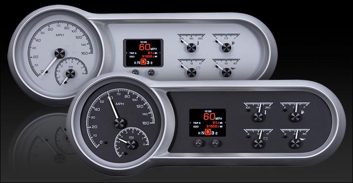 1953- 54 Chevy Car HDX Instruments