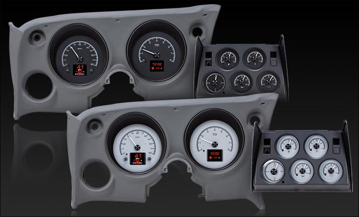 1968- 77 Chevy Corvette HDX Instruments