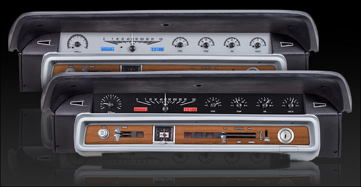 1965- 66 Ford Galaxie VHX Instruments