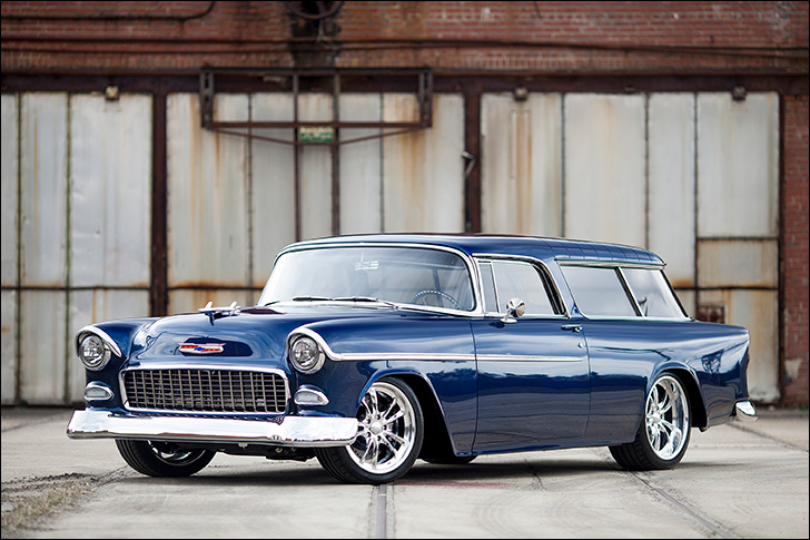 Hot Rod Dynamics '55 Nomad