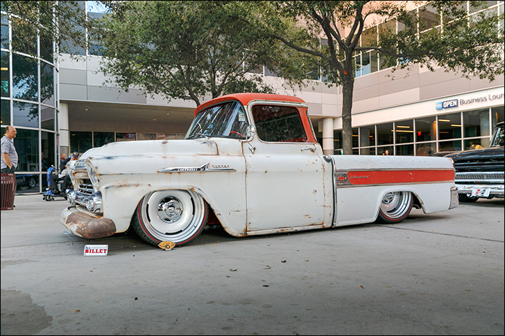 Stoner Speed Shop '58 Chevy Cameo