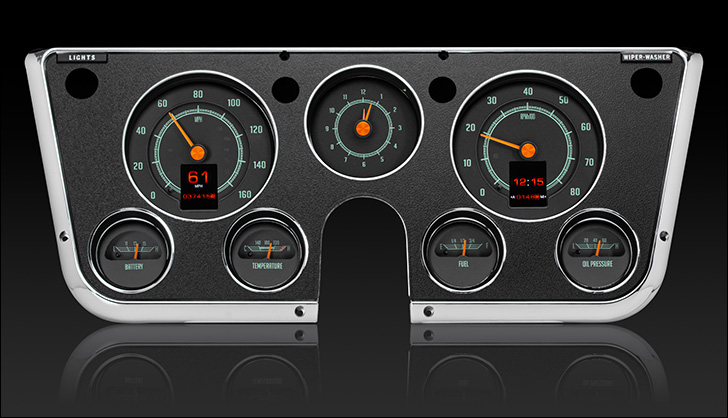 1967- 72 Chevy/ GMC Pickup RTX Instruments