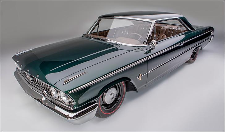 Bruce & Judy Ricks' 1963 Ford Galaxie