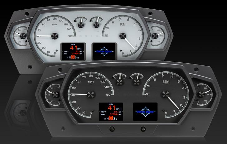 HDX-2200: Universal 6 Gauge Competition Analog HDX Instruments