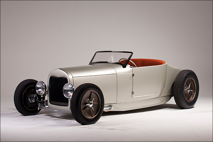 Ron Meis' 1927 T Roadster