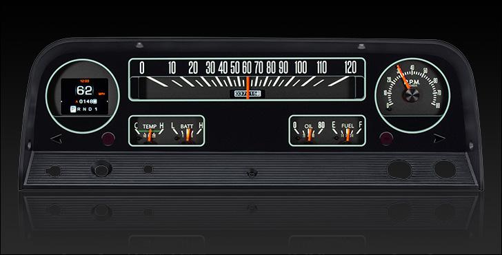 1964- 66 Chevy Pickup RTX Instruments