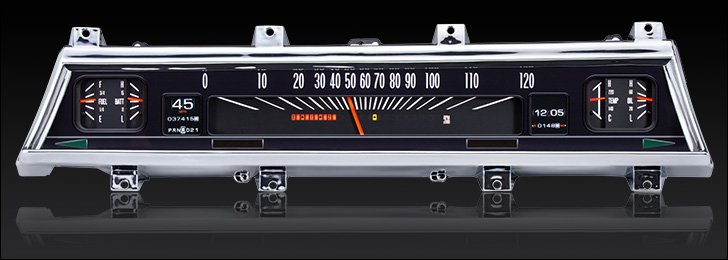1966- 67 Chevy Chevelle/El Camino RTX Instruments