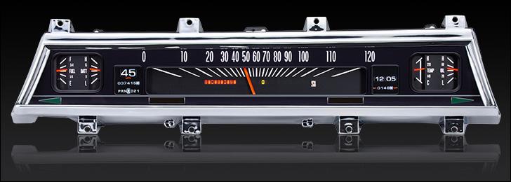1966- 67 Chevy Chevelle/ El Camino RTX Instruments