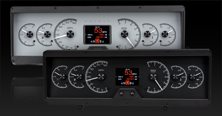 1978- 88 Oldsmobile Cutlass HDX Instruments