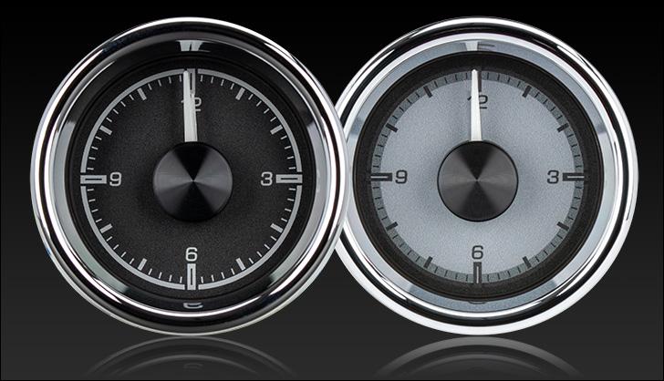 "2-1/16"" Round Universal HDX Clock"