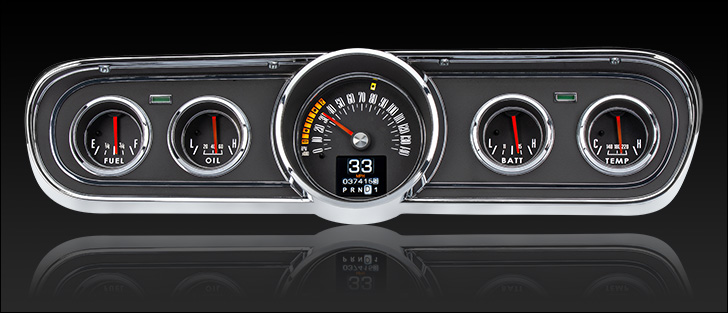 1965- 66 Ford Mustang RTX Instruments