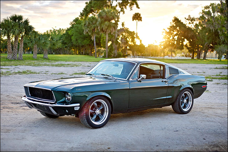 Revology Cars '68 Mustang Fastback