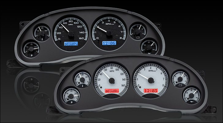1994- 2004 Ford Mustang VHX Instruments