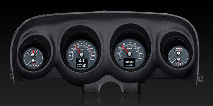 1969- 70 Ford Mustang RTX Instruments