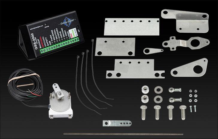 Dakota Digital Universal Sender Unit For Gear Shift Position Indicator GSS-2000