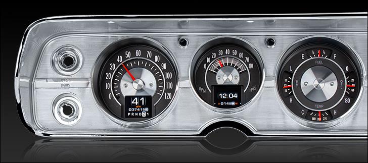 1964- 65 Chevy Chevelle/ El Camino RTX Instruments