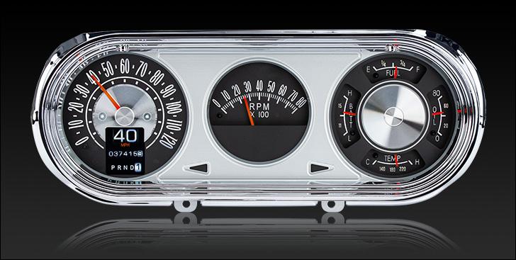 1963- 65 Chevy Nova RTX Instruments